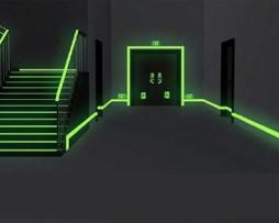 fotoluminiscente